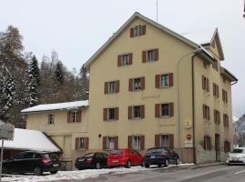 10 min walk from Porshe ski-lift - Swiss Alps, 楚尔瓦尔登
