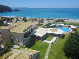 Coralli Hotel, Perdika