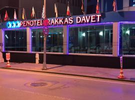 Pen Hotel, Estambul