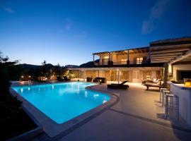 Thalasses Villas, Kalafatis