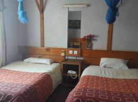 Luwinga Lodge, Singine