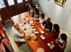 House of Tea Master in Vietnam, Hanoi