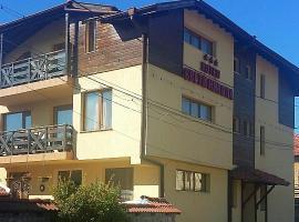 Hotel Saint Nicola, Bania