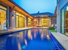 Villa Etera by Tropiclook Saiyuan style Nai Harn, Nai Harn Beach