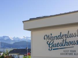 Wanderlust Guesthouse, Weggis