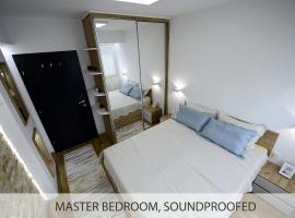 Long Stay 2BR Lux Apartment Vodno Crnice Skopje, 斯科普里