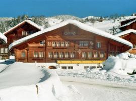 Gasthof zur Post, Hasliberg