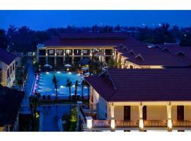 Quang Phu Resort, Донг-Хои