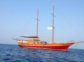 Panormitis Sailing Yacht, Larnaka