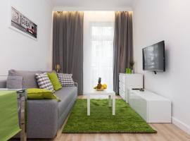 Platinium Apartments Słowackiego, Cracóvia