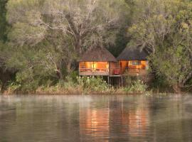 Chundukwa River Lodge, Simonga