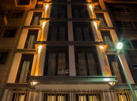 Sparkle Hotel, Estambul