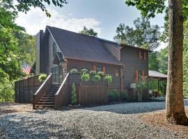 Liberty River Lodge, Ellijay