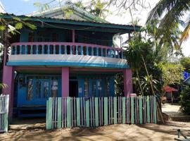 Sein San Myaing Guest House-Burmese Only, 额布里