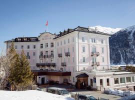 Hotel Bernina 1865, Samedan