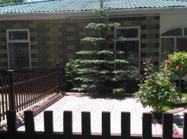 Коттедж в центре отдыха Радуга, Chetkoysu