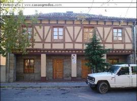 Casa Rural Concejo II, La Adrada