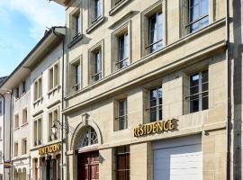 Aparthotel Hine Adon, Fribourg