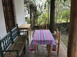 Casita Monterrey, Lucma