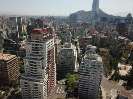 Duplex Penthouse El Golf 263, Santiago