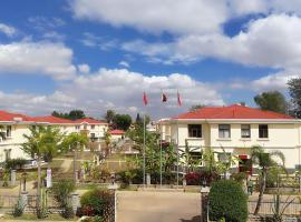 Hotel Paon d'or, Antananarivo