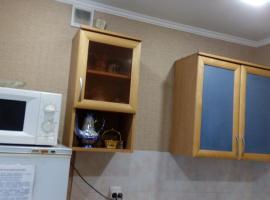 Apartment on Karla Marksa 43a, Omsk
