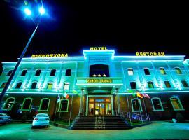 Zilol Baxt Hotel, Samarkand