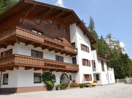 Ferienhaus am Eggli, Sankt Anton am Arlberg