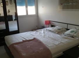 Cannes Republique Two Bedrooms, Cannes