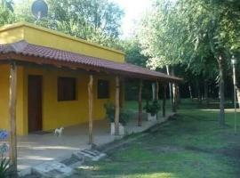 El Potrerillo 1835, Villa Las Rosas