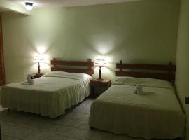 Nakum Hotel, Flores