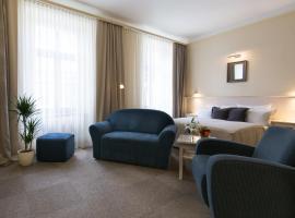 Unitas Hotel, Praga
