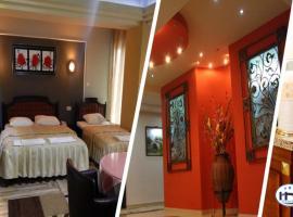 Hotel Dinamika, Tetovo