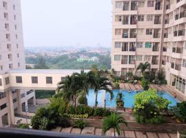 Saffira Apartment 3704, Pondokcina