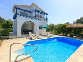 Sun Beach Villa, Полис