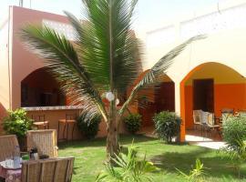 Valou et Yaba l hospitalité senegauloie, Saly Portudal