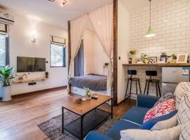 Living In Local Apartment Best Location-1200, Шанхай