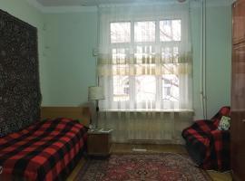 Female Only Apartment on Lermontov Street, Baku