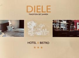 Hotel Diele, Detmold