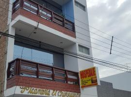 Hospedaje el chinguirito, Trujillo