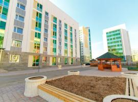 Lazurniy kvartal, Astana