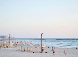 Authentic Apt 5 Min From Gordon Beach #TL17, Tel Awiw