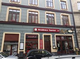 Résidence Tournet, Cracóvia