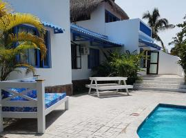Amina's House, Vilanculos