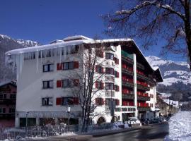 Q! Hotel Maria Theresia, Kitzbühel