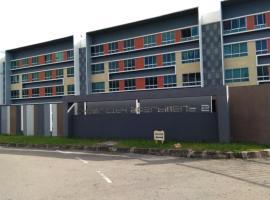 Cozy Budget Homestay @ Cyber City Apartment 2, Kota Kinabalu