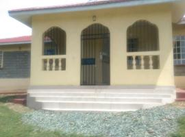 Charming House on the Hill, Homa Bay