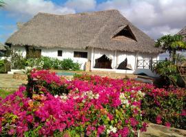Lions Garden Villas, Malindi