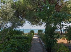 Villa Rosa, Mattinata
