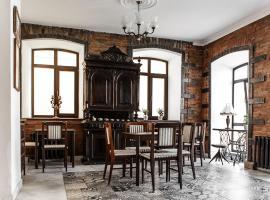 Brick Walls Hotel, Omsk